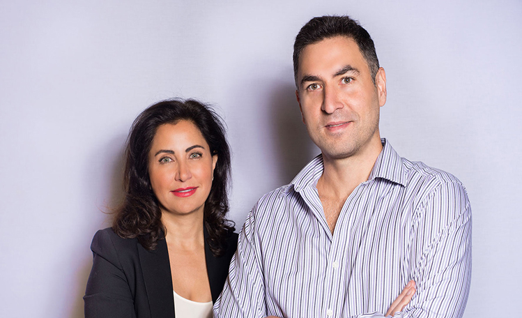 Irdriss Al Rifai & Joy Ajlouny